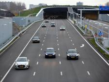 Verbindingsweg tussen A4 en A20 dit weekend niet toegankelijk