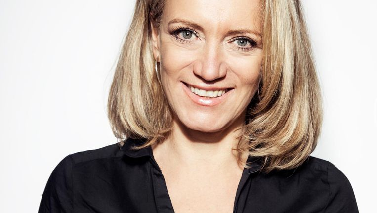 Barbara van Beukering Beeld Linda Stulic