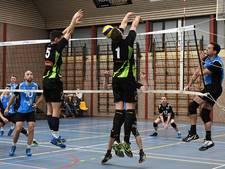 Nipte zege volleyballers Volt op Roosendaal