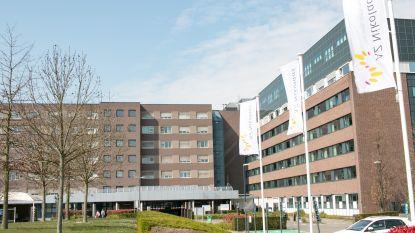 Update AZ Nikolaas maandag: momenteel 50 mensen opgenomen, elf nieuwe patiënten en geen overlijdens