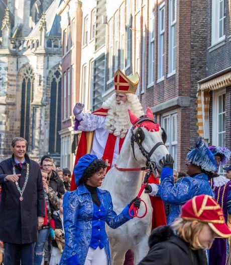 Sinterklaasintocht in Dordrecht geschrapt vanwege coronavirus