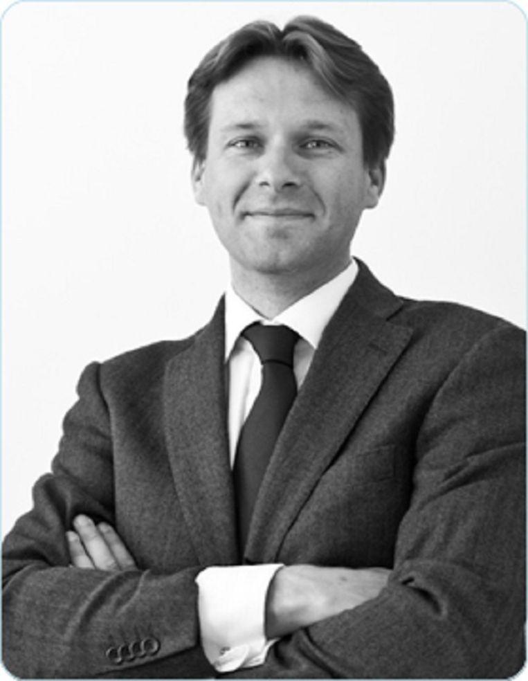 Strafrechtadvocaat Michiel Kuyp. Beeld