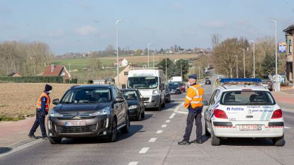 Coronacontroles worden opgedreven, onthaal voor burgers verhuist naar Pepingen