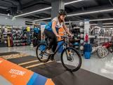 Door de winkel mountainbiken mag: Decathlon in Tilburg klaar voor opening