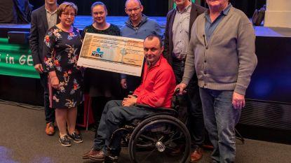 Gezinsbond schenkt cheque aan De Zonne