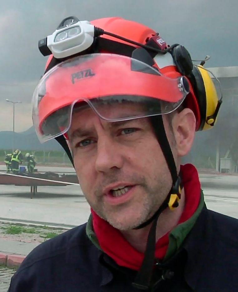 Oprichter Witte Helmen dood op straat gevonden in Istanboel