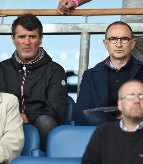 Bondscoach O'Neill en assistent Keane vertrekken bij Ierland