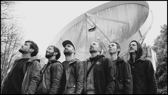 De Belgische band Phoenician Drive treedt op tijdens de Nacht van Cultuur in Helmond op zaterdag 12 oktober.