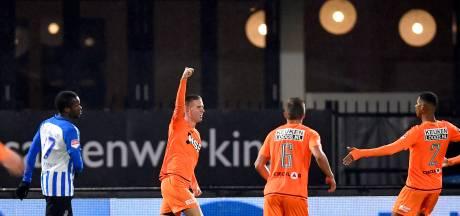 Achterin is FC Eindhoven niet bij de les: 'Ik mis het heilige vuur bij sommigen'