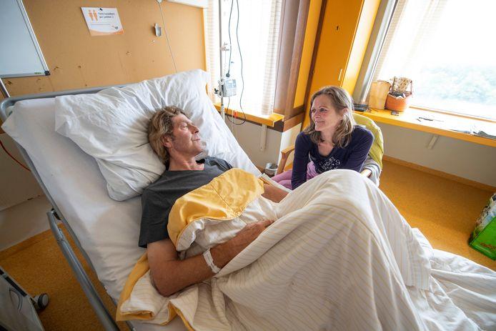 Frits en Mieke Kroon