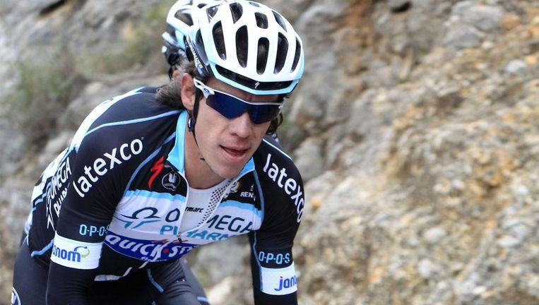 Omega Pharma-Quick-Step wil in de Giro hoge ogen gooien met Rigoberto Uran.