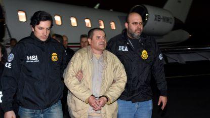 Eindelijk een jury samengesteld die over lot van drugsbaas El Chapo zal beslissen