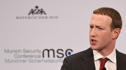 """""""Boycot raakt Zuckerberg recht in z'n portemonnee"""""""