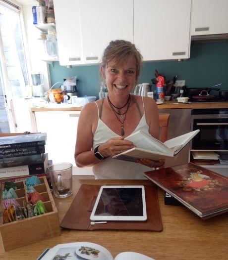 In de Pioenroosstraat: Met Elsa brainstormen over een boek