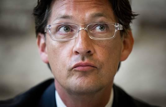De Rotterdamse wethouder voor veiligheid Joost Eerdmans.