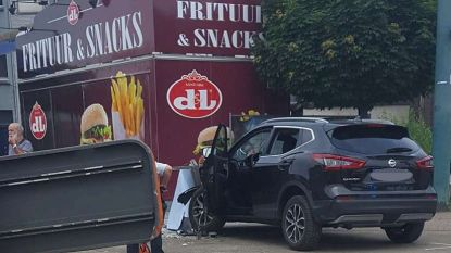 Automobilist kritiek na ongeval aan Sportpaleis