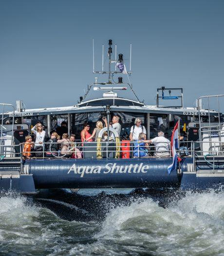 Onderzoek naar toekomst van de waterbus