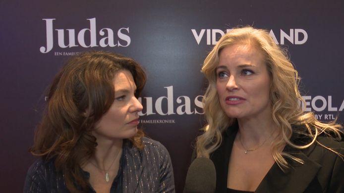 Rifka Lodeizen en Marit van Bohemen.