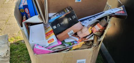 Gemeente Hengelo doet oproep: dump aub geen dozen dit paasweekeinde