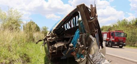 Un autocar chute d'un viaduc au Brésil, 10 morts