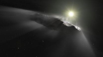 Beruchte sigaarvormige ruimterots is géén ufo, maar wat dan wel?
