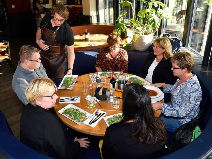 Restaurant Concordia in Hoogland: Gewoon is al gek genoeg, zonder toeters en bellen