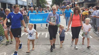 Karlien zamelt 6.400 euro in voor Kiekafobee en Boven De Wolken met deelname aan Dodentocht