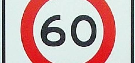 Bord 60-kilometer volstaat niet in Renswoude