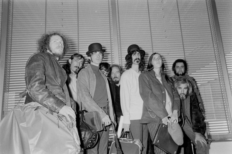 The Mothers of Invention zonder Duke Beeld ANP