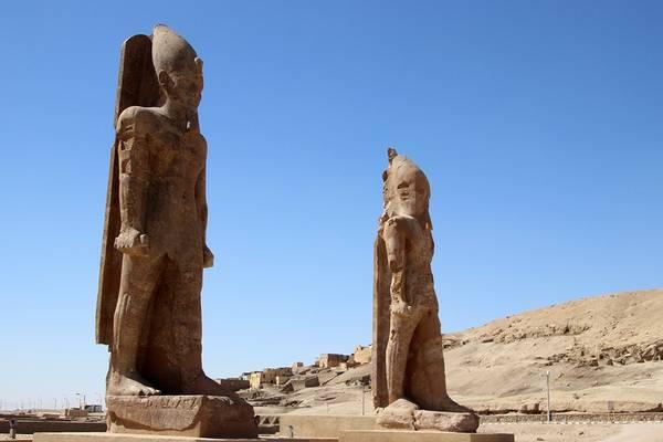 Egypt's Sun King: Secrets And Treasures
