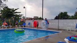 Zwembad in de tuin? Niet zonder gevaren!