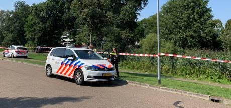 Dode aangetroffen in water bij Mozartsingel in Den Bosch
