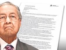 Brandbrief MH17-nabestaanden aan Maleisische premier: 'Stop met verdeeldheid zaaien'