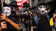Hongkong verbiedt maskers tijdens betogingen