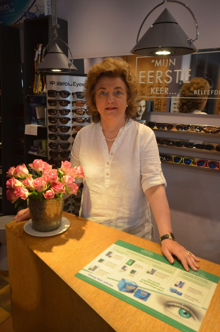 Annemieke Foubert zal in haar zaak gerechten serveren die niet alleen goed ogen maar ook goed zijn voor de ogen.