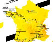 Le parcours du Tour de France 2021 est connu