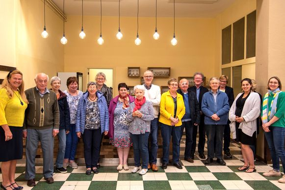 De Beerselse cultuurraad hield een laatste stop tijdens de grote inspraakronde die de voorbije weken  bij alle aangesloten verenigingen georganiseerd werd.
