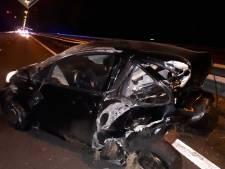 Man veroorzaakte ongeluk op A58 onder invloed wodka en speed: 7 maanden cel geëist