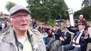 Johan de Boer, wandelveteraan sinds 1948.