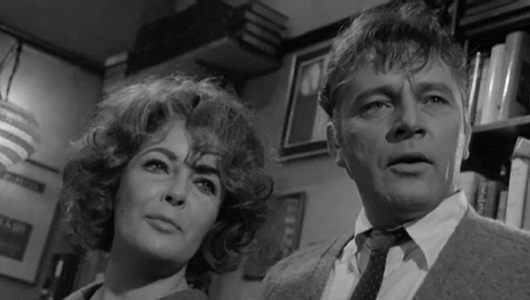 De verfilming van Who's afraid of Virginia Woolf? (met Richard Burton en Elizabeth Taylor) won vijf Oscars. Beeld null