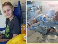 Hersendode Trenton (13) ontwaakt uit coma als ouders besluiten organen te doneren