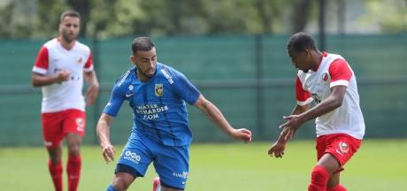 Vitesse speelt gelijk in geheime oefenwedstrijd tegen Jong FC Utrecht