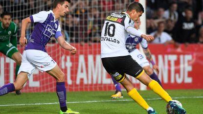Jose Cevallos (goal en assist) knalt Lokeren voorbij Beerschot Wilrijk richting finale tegen Zulte Waregem