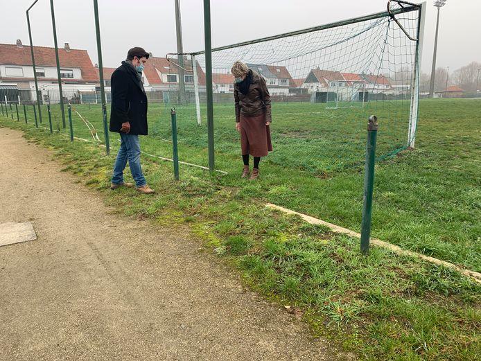 Op prospectie bij de Sportschuur in Wolvertem - Meise