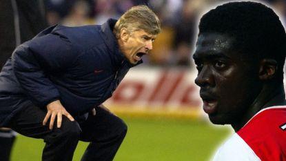 Een van de allerleukste anekdotes uit het voetbal: de dag dat Kolo Touré kwam testen bij Arsenal