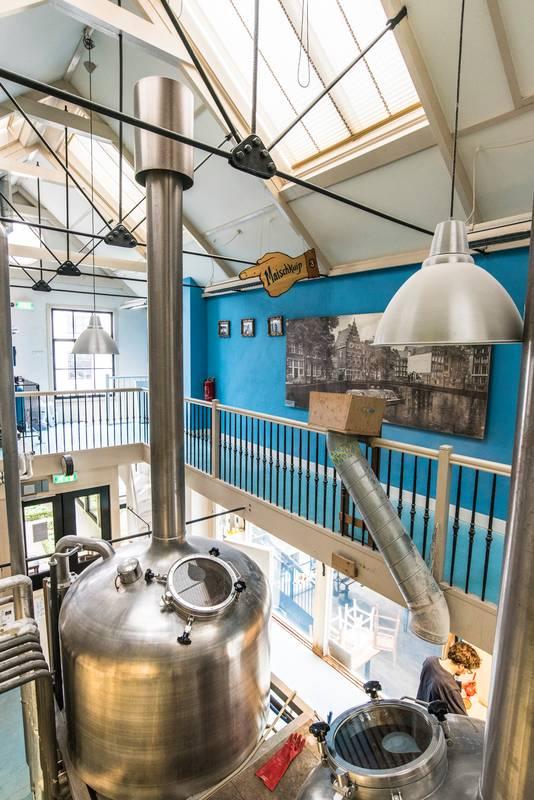 Brouwerij De Prael Den Haag.Idealistische Brouwerij De Prael Vestigt Zich In Stadsboerderij Rood