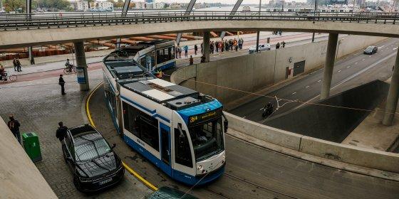 Nieuwe noodhalte tram 26: minimaal gebruik, wel flexibel