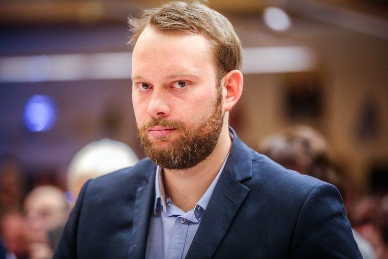 De 28-jarige Robin De Lille vertegenwoordigt Groen in de Middelkerkse gemeenteraad.