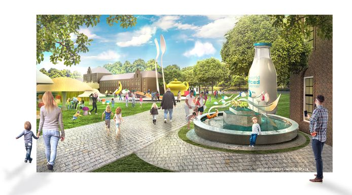 World Food Center Artist Impressions Experience