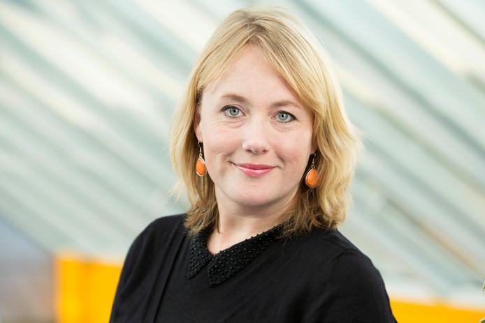 Annet de Lange bekleedt sinds kort de nieuwe leerstoel 'succesvol ouder worden op het werk'.